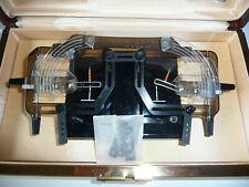 RARE Vintage American Optical Grolman Fitting System 12617 Steampunk + Case