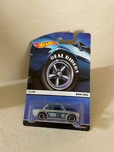 Hot Wheels Real Riders BMW 2002 #11/18 MT14
