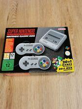 Super Nintendo Classic Mini (SNES) - NEU & OVP - inkl. 21 Spielen