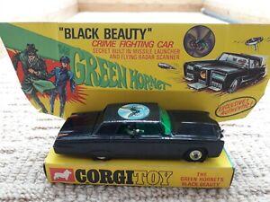 Corgi 268 green hornet black beauty