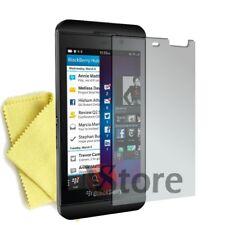 3 für Filme Blackberry Z10 Schützen Sie Sparen Bildschirm Display Schutzfilm LCD