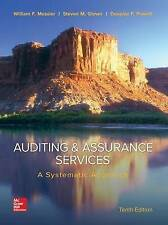 Auditing & Assurance Services: A Systematic Approach (Irwin Accounting) by Mess