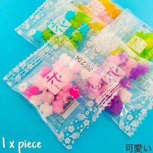 Japanese Candy Sweets Konpeito sugar small gift toppings sakura cocktails UK bag