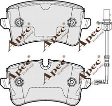 REAR BRAKE PADS FOR AUDI A8 GENUINE APEC PAD1778