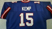 4XL  #00 Throwback Football Jersey Your  Name&Number -Tackle Twill-SEWN-ON-
