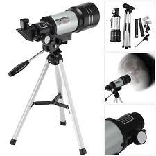F30070M Monocular Space Astronomic Pro Refraction Telescope Tripod 150X Scope