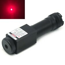 638T-1200 Powerful 638nm Red Waterproof Laser Pointer Focusable Dot Flashlight