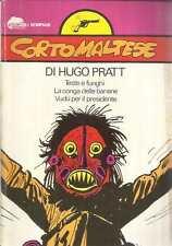 CORTO MALTESE TASCABILI BOMPIANI HUGO PRATT 1978 - 04