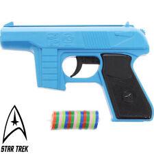 Star Trek Gun Toy Russian Soviet Replica Classic Tracer Pistol with Discs Shoots