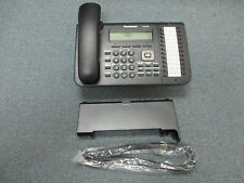 Panasonic KX-DT543 B 24 Button 3 Line LCD Black Speaker Display Telephone #B