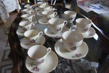 Servizio 6+6 The e Caffe' Krone anni 60-70 vintage pari al nuovo