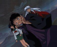 New ListingInuYasha Inu Yasha Anime Production Cel Douga Bg Kagome Miroku Takahashi