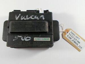 Kawasaki fuse box junction unit for EN500 EX250 EN250 ZX1100 ZX600 ZX750