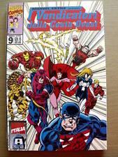 Marvel Extra presenta VENDICATORI COSTA OVEST n°9 1995 ed. Marvel Italia  [SP17]