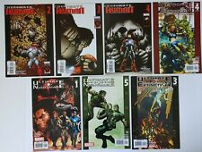 Ultimate Nightmare #1 5, Extintion 3-4 and Human 2-4 Marvel Lot of 7