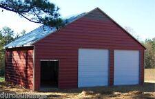 DuroSTEEL JANUS 12'x12' Commercial 3100 Series Windlock Roll-up Door DiRECT