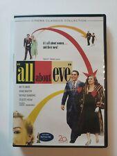 All About Eve Dvd New 2-Disc Set Bette Davis George Sanders Anne Baxter