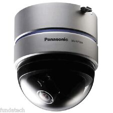 Panasonic wv-nf284e NETWORK DOME CAMERA