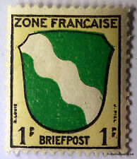 BLAZON ZONE FRANCAISE D'OCCUPATION EN ALLEMAGNE NEUF 426A38