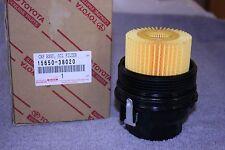 15650-38020 Oil Filter Housing Cap Assembly - Genuine Toyota / Lexus Part