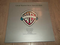 GREAT WARNER BROS ACTION SPECTACULARS ~ WB RECORDS VINYL LP EX/EX 1980