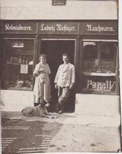 ST. GEORGEN - Dießen / Ammersee * LUDWIG RIESINGER * PERSIL-REKLAME * Foto* 1927