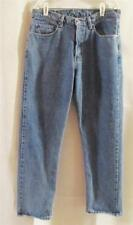 WOMENS~RALPH LAUREN~POLO JEANS CO~5 Pocket Boot Cut Blue Jeans~Relaxed Fit 34x30