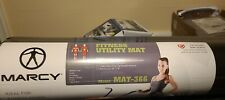 Marcy Fitness Equipment Mat and Floor Protector for Treadmills, Exercise Bikes,