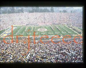 1986 Rose Bowl UCLA BRUINS vs IOWA - 4x5 Football Negative