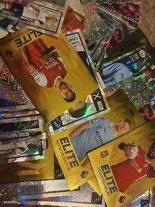 PANINI 2021 Premier League Stickers - Elite, Star Player, Badges, SHINIES