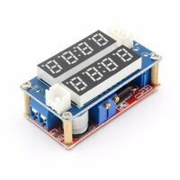 XL4015 5A Adjustable LED Drive CC/CV Charge Voltmeter Step-down Power Modules b