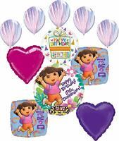 Dora the Explorer Party Supplies Birthday Balloon Bouquet Decorations