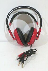 Steelseries Over Ear Headphones Headset Msi Dragon Army