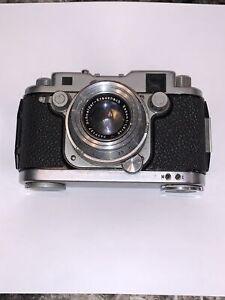 Robot Royal 36S camera + Schneider-Kreutznach Xenon Untested