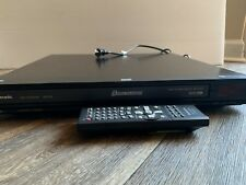 Panasonic DVD F65 5- disc DVD CD Changer Player w/ remote