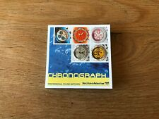 Garantia TECHNOMARINE Chrongraph Instructions / Warranty - In Blank - Collectors