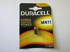 10x MN11 Alkaline Batterie Duracell AR1918