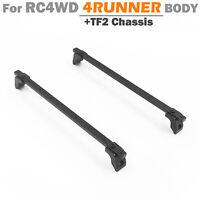 Gepäckrahmenschiene für RC4WD 4RUNNER Karosserie + TF2 Chassis RC Crawler Car DE