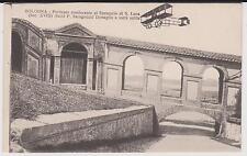 BOLOGNA AEREO SORVOLA IL PORTICATO DEL SANTUARIO DI SAN LUCA 1908 BELLA !