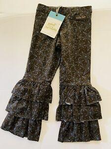 Matilda Jane MJ NWT Java Bennys ruffle bottoms boutique girls SALE size 4