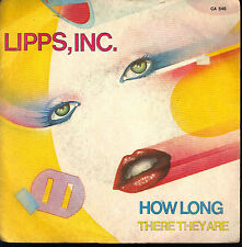 HOW LONG - THERE THEY ARE # LIPPS, INC.