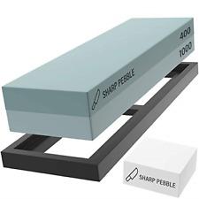 Sharp Pebble Premium Whetstone Sharpening Stone 2 Side Grit 400/1000-Whetstone &
