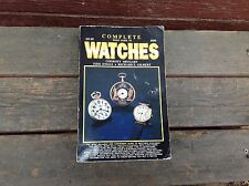 Complete Price Guide to Watches by Cooksey Shugart (2000, Paperback)