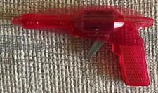 VINTAGE SPIDER-MAN RED SPARKING RAY GUN