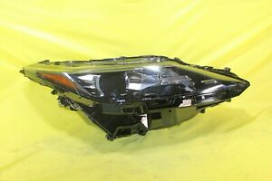 🎫 2020 20 Lexus RX350 RX450h Right RH Passenger Headlight OEM E570 *PARTS*