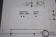 LG Main Board Repair Kit 42LW5600 47LW5600 55LW5600 42LV5400 47LV5400 47LW6500