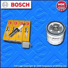 Kit De Servicio Para Ford Fiesta MK4 MK5 1.25 16V tapones de filtro de aceite (1995-2002)