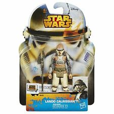 Star Wars Saga Legends LANDO CALRISSIAN Skiff Guard Disguise (SL23/B0685) Hasbro