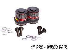 "EIKON Crown Standard 8 Wrap 1"" Prewired Pair Coils V2 25 mm for Tattoo Machine"