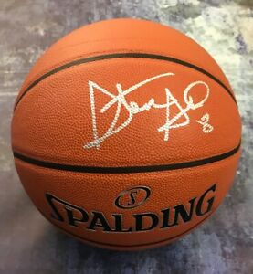 GFA Atlanta Hawks All-Star STEVE SMITH Signed Autographed Basketball COA